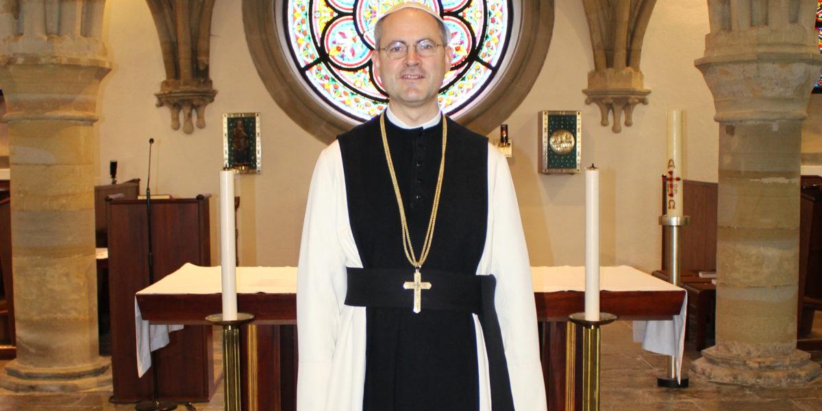 MKV gratuliert P. Dr. Pius Maurer zu seiner Wahl zum Abt des Zisterzienserstiftes Lilienfeld