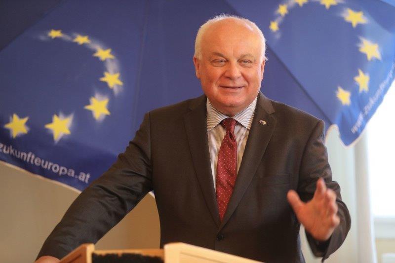 Klares Bekenntnis zur EU – aber reformwillig und nicht unkritisch