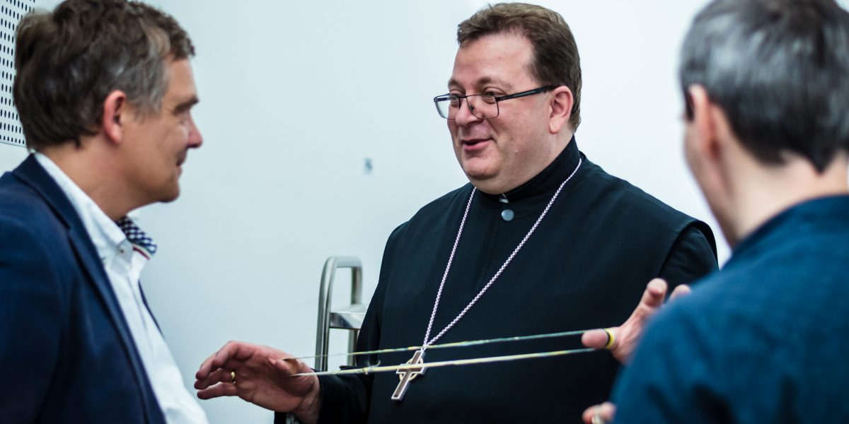 MKV gratuliert P. MMag. Maximilian Neulinger OSB zu seiner Wiederwahl als Abt des Benediktinerstifts Lambach (Oberösterreich)