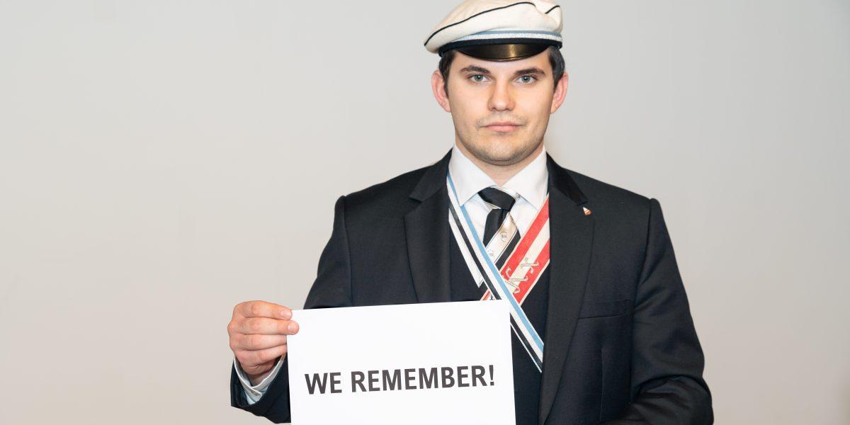 MKV erinnert an die Opfer des Holocaust