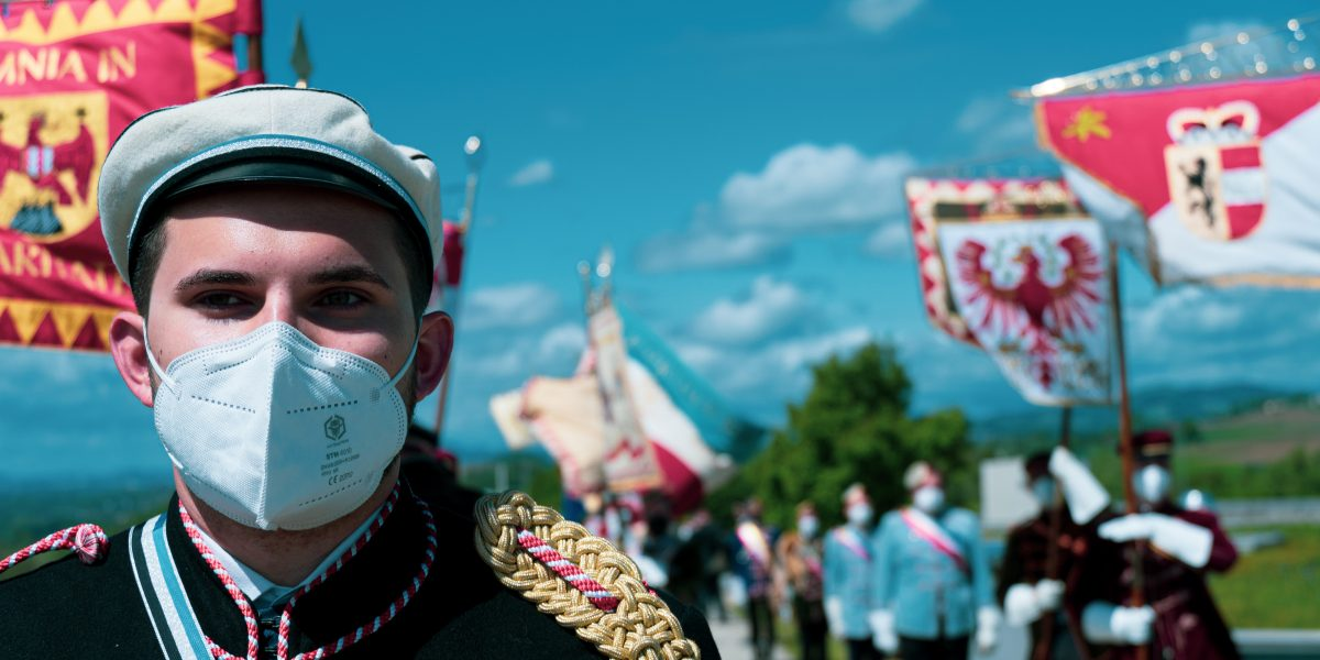 Mauthausengedenkfeier: MKV im Zeichen der Vielfalt